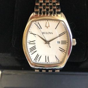 Bulova Women's Stainless Classic Dress Watch